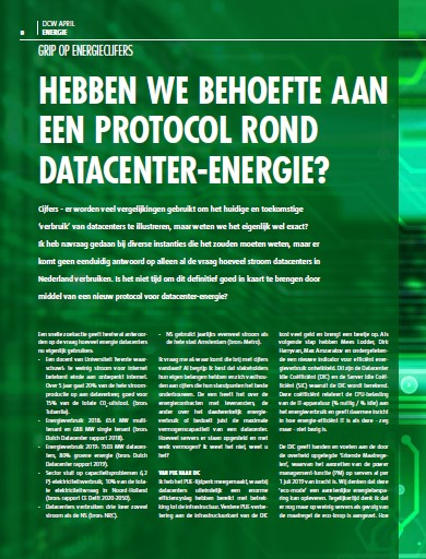 We need a protocol around data center energy Image