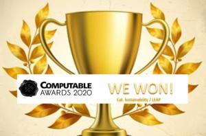 L.E.A.P wins Computable Award 2020