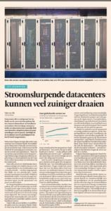 Measurement method Mees Lodder (WCooliT) and Dirk Harryvan (Certios) in LEAP project is receiving increasing attention